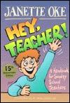 Hey, Teacher!: A Handbook for Sunday School Teachers