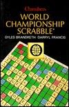 World Championship Scrabble: Chambers