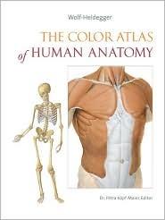 The Color Atlas of Human Anatomy