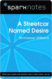 A Streetcar Named Desire (SparkNotes Literature Guide Series)