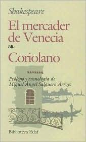 El mercader de Venecia--Coriolano
