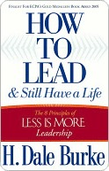 How to Lead and Still Have a Life