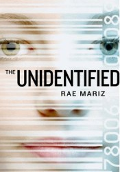The Unidentified Book by Rae Mariz