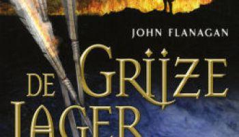 De Brandende Brug (De Grijze Jager #2) – John Flanagan