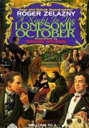 A Night in the Lonesome October Book by Roger Zelazny