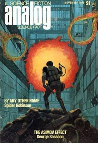 Analog Science Fiction and Fact, 1976 November