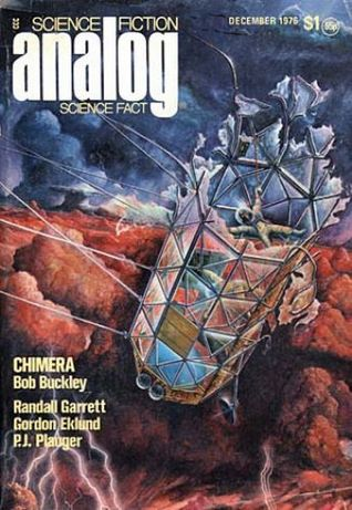 Analog Science Fiction and Fact, 1976 December