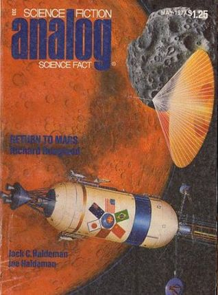 Analog Science Fiction and Fact, 1977 May