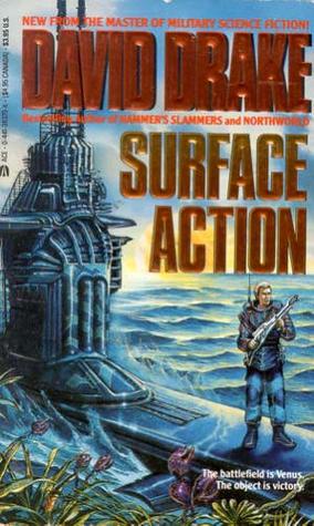 Surface Action (Seas of Venus, #1)
