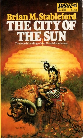 The City of the Sun (Daedalus Mission, #4)
