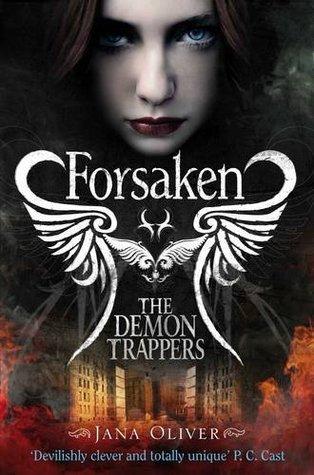 Image result for Forsaken, the Demon Trappers (Jana Oliver)