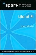 Life of Pi (SparkNotes Literature Guide Series)