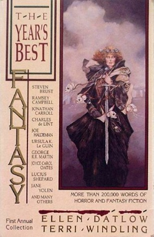 The Year's Best Fantasy First Annual Collection