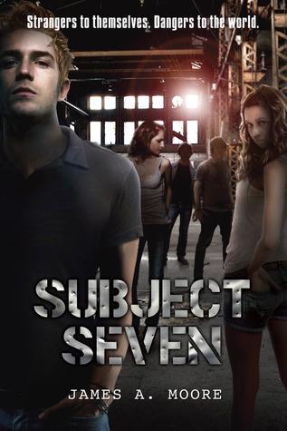 Subject Seven (Subject Seven, #1)