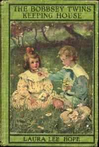 The Bobbsey Twins Keeping House (The Bobbsey Twins #18)