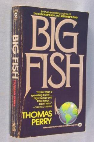 Big Fish PDF Book by Thomas Perry PDF ePub