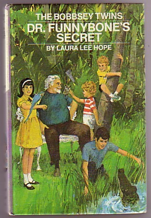 Dr. Funnybone's Secret