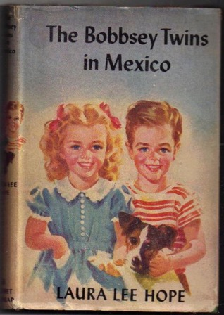 The Bobbsey Twins In Mexico