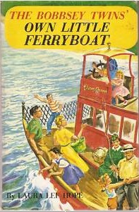 The Bobbsey Twins Own Little Ferryboat