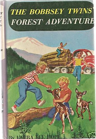 The Bobbsey Twins' Forest Adventure