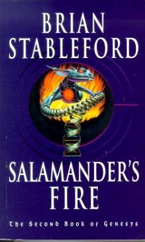 Salamander's Fire (Genesys, #2)