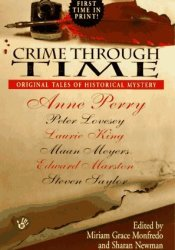 Crime Through Time (Crime Through Time, #1) Book by Miriam Grace Monfredo