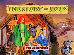 The Story of Jesus Mini Pop-Up Storybook