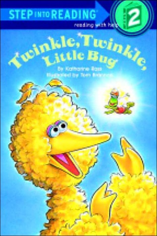 Twinkle, Twinkle, Little Bug: (Step into Reading Books Series: A Step 2 Book)