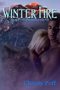 Winter Fire (Eyes of Darkness, #8)