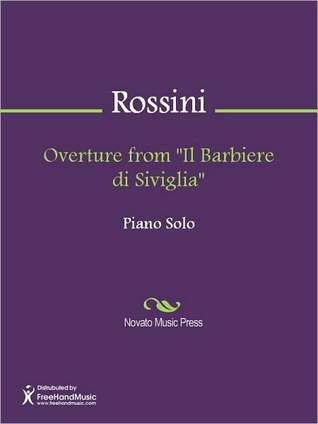 """Overture from """"Il Barbiere di Siviglia"""""""