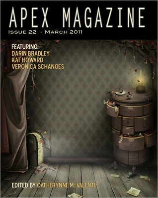 Apex Magazine - March 2011 (Issue 22)