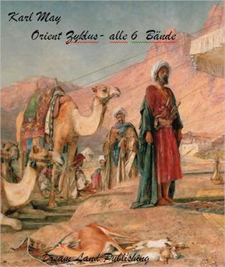 Orient Zyklus Band 1 2 3 4 5 6