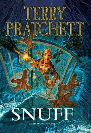 Snuff (Discworld, #39; City Watch #8)