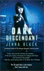 Book Review: Jenna Black's Dark Descendant