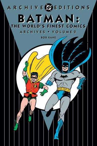 Batman: The World's Finest Comics Archives, Vol. 2