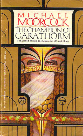 The Champion of Garathorm (The Chronicles of Castle Brass, #2)