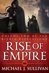 Rise of Empire (The Riyria Revelations, #2)