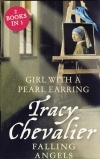 Girl with a Pearl Earring/Falling Angels Duo