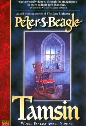 #Printcess review of Tamsin by Peter S. Beagle