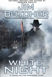 White Night (The Dresden Files, #9) Book