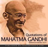 Quotations of Mahatma Gandhi