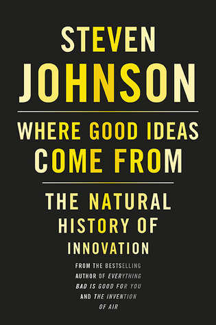 """Book summary: """"Where good ideas come from"""" by Steven Johnson"""
