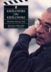 Kieslowski on Kieslowski Book by Krzysztof Kieślowski
