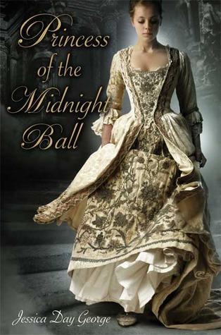 Princess of the Midnight Ball (The Princesses of Westfalin Trilogy, #1)