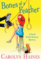 Bones of a Feather (Sarah Booth Delaney, #11) Book by Carolyn Haines