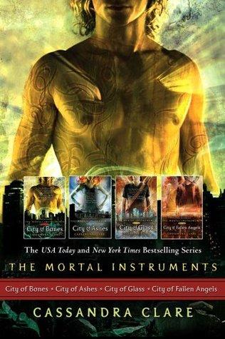 The Mortal Instruments (The Mortal Instruments #1-4)