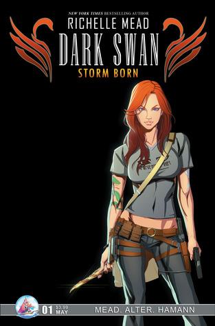 Storm Born #1 (Dark Swan Comic, #1)