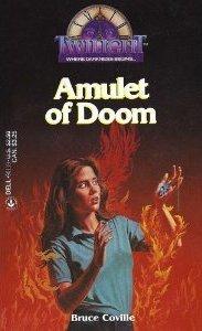 Amulet of Doom (Twilight: Where Darkness Begins #24)
