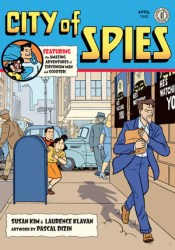 City of Spies Book by Susan Kim