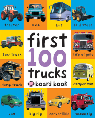 First 100 Soft to Touch Trucks